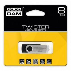 GOODRAM TWISTER 8GB Black...