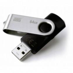 GOODRAM TWISTER 64GB BLACK